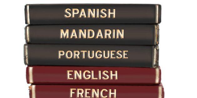 languages textbooks like...