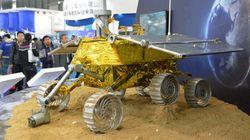 La Chine lance un premier véhicule lunaire