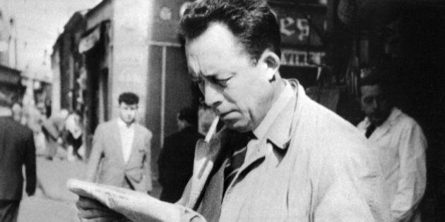Centenaire de la naissance d'Albert Camus: un hommage limité sur fond de