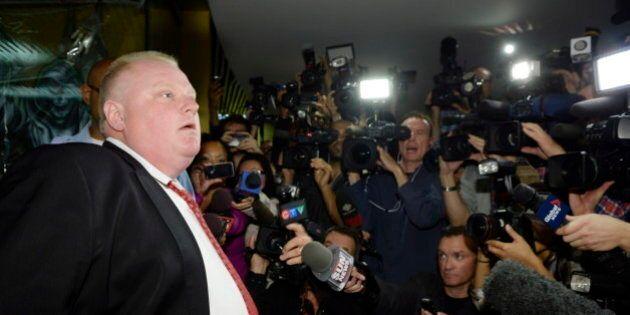 L'adjoint au maire de Toronto lui demande de se mettre en