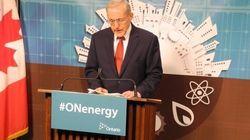Ontario: hausse de 33 % des tarifs d'électricité d'ici