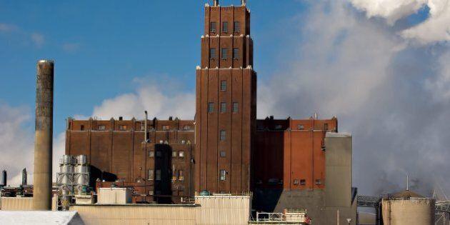Les retraités de l'usine White Birch à Québec recevraient leur dû sous