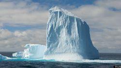 Le réchauffement des océans responsable de la fonte des glaces