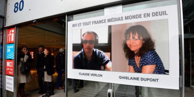 Al-Qaïda au Maghreb islamique (Aqmi) revendique l'assassinat des deux journalistes français de RFI au