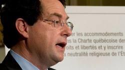 Charte des valeurs: Bernard Drainville défend le nouveau