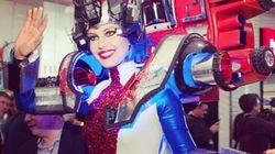 Miss Univers 2013: Miss États-Unis fait sensation dans son costume de