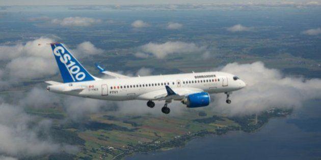 CSeries: Bombardier pourrait bientôt obtenir une importante commande de 3,6