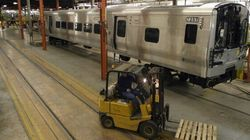 Bombardier: mise à pied temporaire de 150 travailleurs à La