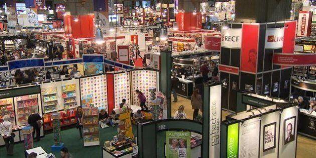 Le plus grand salon du livre francophone d'Amérique du Nord se déroulera à Montréal du 20 au 25