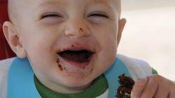 Comment gérer les portions d'un enfant
