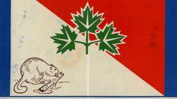 Le drapeau canadien aurait pu ressembler à