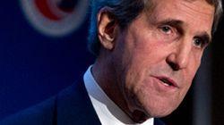 Négociations de paix: retour de Kerry la semaine prochaine au