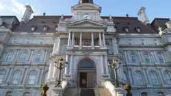 Les Montréalais veulent moins d'élus à l'hôtel de ville