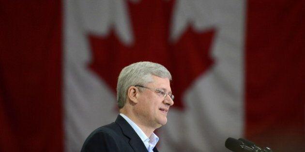 Stephen Harper n'évite pas le sujet du Sénat dans son discours d'ouverture du congrès
