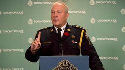 Vidéo sur Rob Ford: le chef de police Bill Blair a fait ses devoirs, dit un