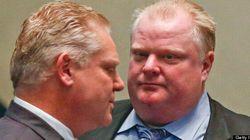 Rob Ford: les plaintes contre des journaux rejetées par le Conseil de