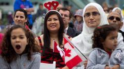 Un Canadien sur 5 appartient à une minorité