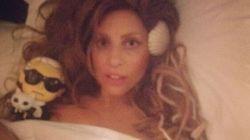 Lady Gaga couche avec Karl Lagerfeld