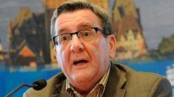 Québec: changement de ton entre le maire Labeaume et les cols
