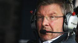 F1: Le patron de l'équipe Mercedes, Ross Brawn, a remis sa
