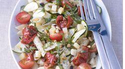 Vite fait, bien fait: la salade de pâtes aux