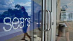 Sears ferme cinq grands