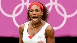 Serena Williams, l'athlète féminine de