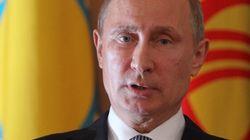 Poutine rassure les homosexuels en vue des