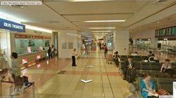 Des aéroports et des gares désormais sur Google Street