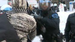 P-6 : quelle différence entre une manifestation politique et une parade
