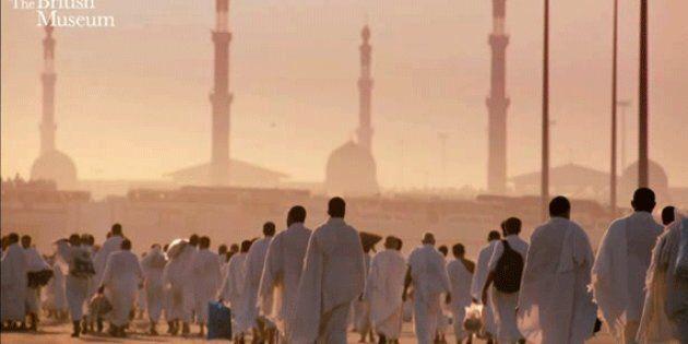 10 gifs pour comprendre le pèlerinage à La Mecque, où deux millions de musulmans vont se