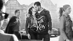 Quand le baiser devient un moyen de paiement
