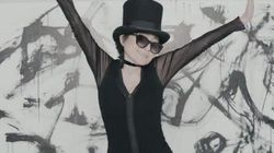 Yoko Ono se lâche dans son dernier clip «Bad
