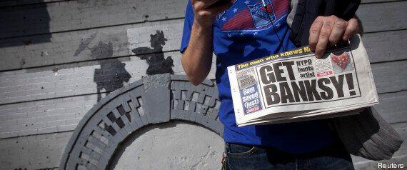 Banksy à New York: une exposition contrariée