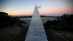 Un escalier vers l'infini à Sydney