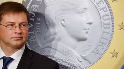 Lettonie: le premier ministre Dombrovski
