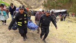 Accident d'autocar au Pérou: 52 personnes trouvent la