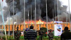Kenya: un gigantesque incendie paralyse l'aéroport de Nairobi