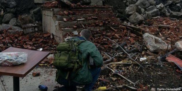 Lac-Mégantic: pas de retour à la maison avant un