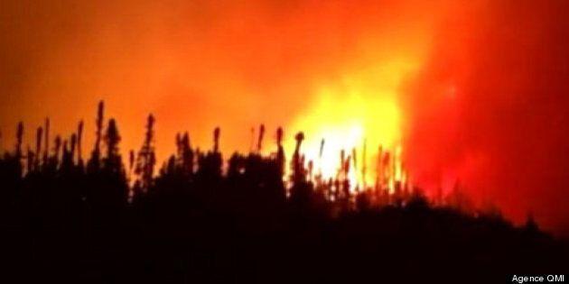 Incendies de forêt au Québec: les feux sont sous contrôle, dit la