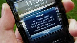 Accros aux téléphones intelligents? Vous vous en rendrez compte avec cette vidéo