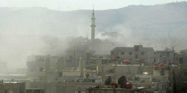 Le président iranien condamne l'attaque chimique alléguée en