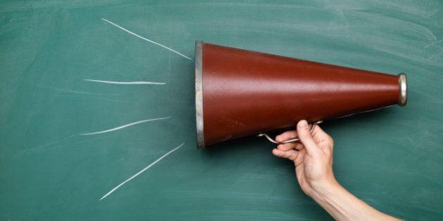 Mégaphone: joute oratoire des 10 candidats à la
