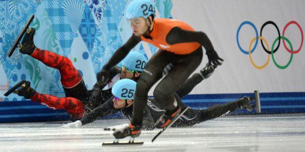 Les résultats canadiens de samedi aux Jeux olympiques de