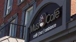 Le sous-sol du Musi-Café