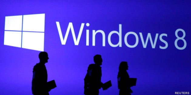 Microsoft prévoit une mise à jour de Windows 8 «cette