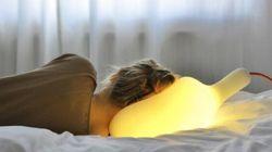 Design: la lampe modelable inventée par un étudiant allemand
