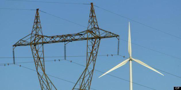 Hydro-Québec demande une hausse de tarifs de 3,4% à la Régie de