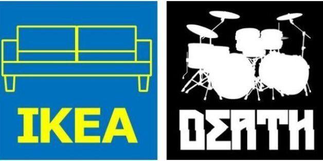 QUIZ - Meuble Ikea ou Groupe de métal scandinave