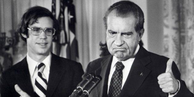Richard Nixon: les propos antisémites des dernières bandes secrètes rendus